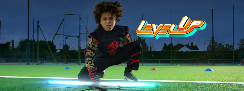 LTA Youth Start Level Up Campaign