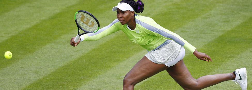 Venus Williams and Johanna Konta lead line up for Nottingham Open