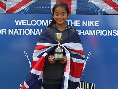 Junior winner 2017