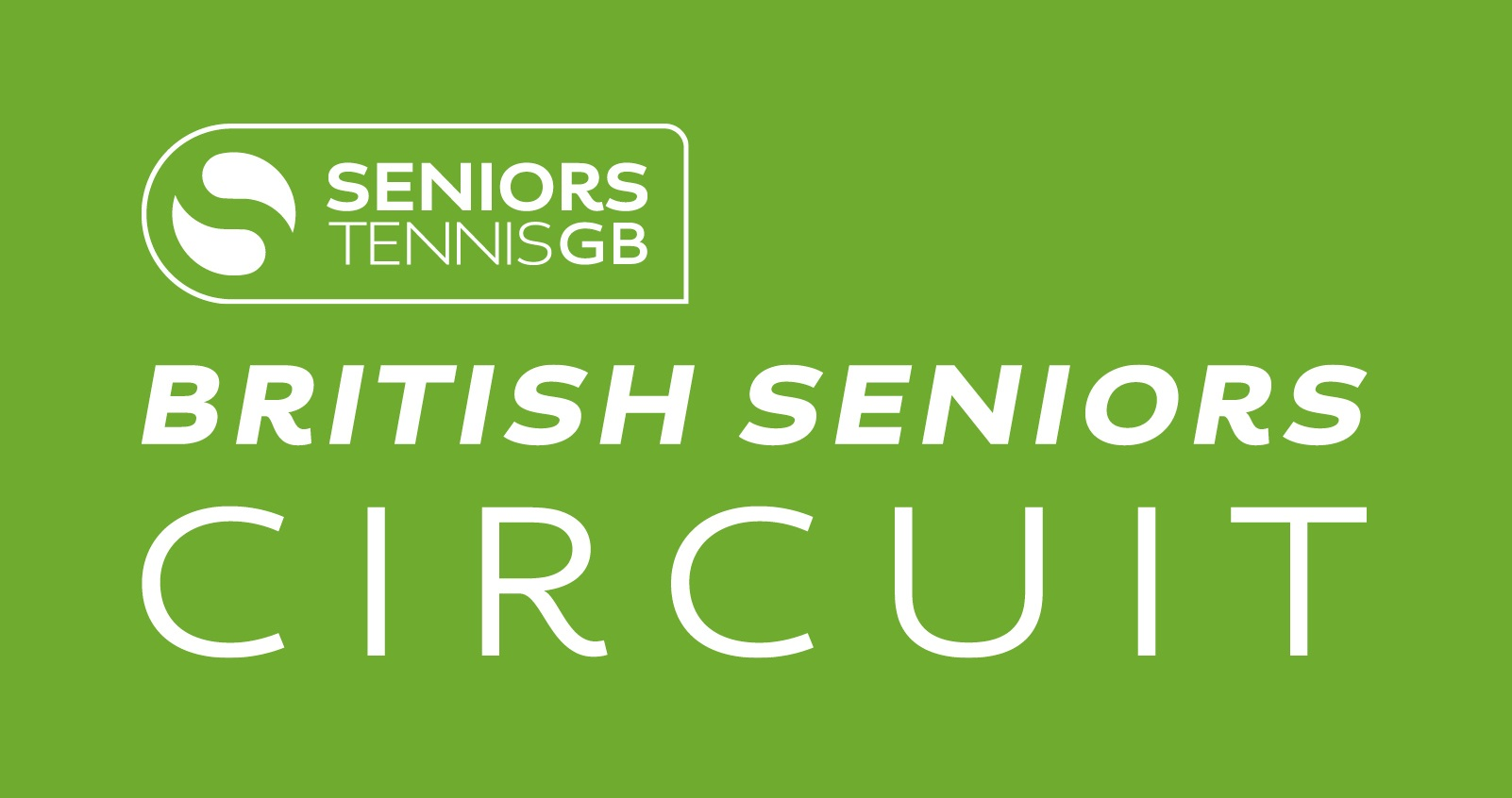 2019 Seniors Tennis GB Circuit Logo