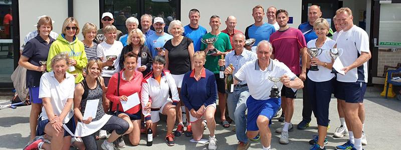 2019 British Open Seniors Clay Court Championships