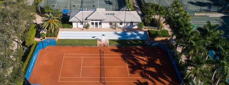 Seniors Tennis Bocagrove, Florida