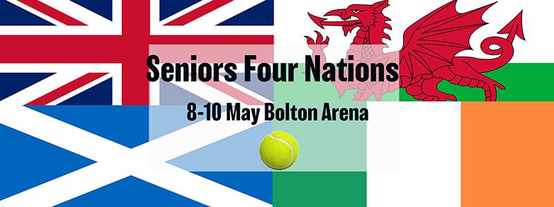 Seniors Tennis Four Nations