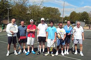 Aegon Team Tennis Berks Men Bracknell