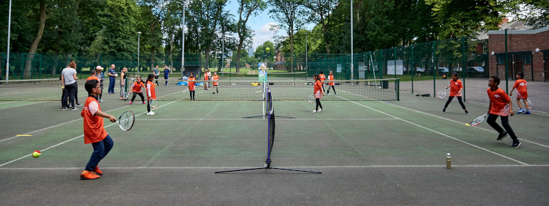 About Bedfordshire Tennis