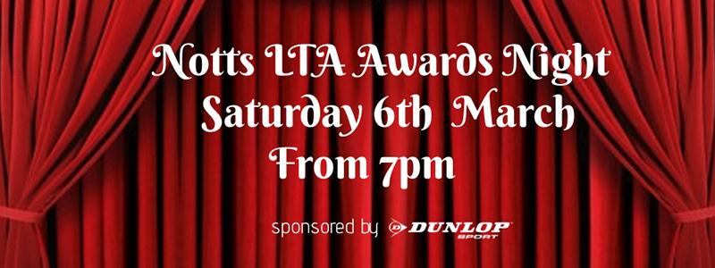 Notts LTA Awards Night