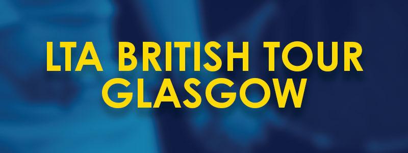 LTA british tour glasgow banner.