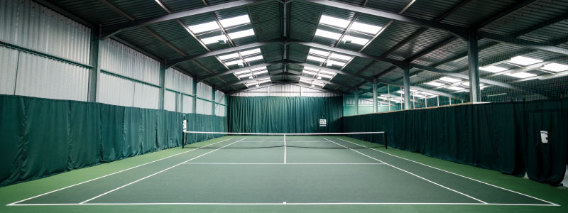 Morton of Pitmilly indoor court