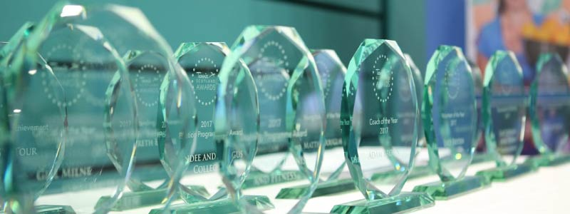 Tennis Scotland Award Nominees 2021