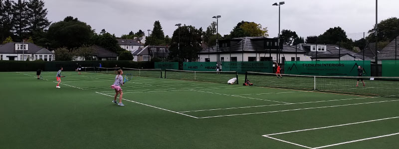 Giffnock Tennis Club