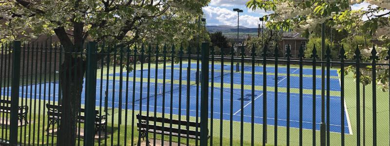 Corstorphine Tennis Club