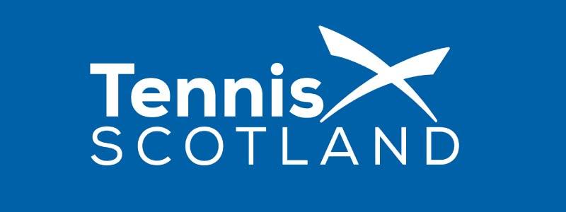 Tennis Scotland Logo