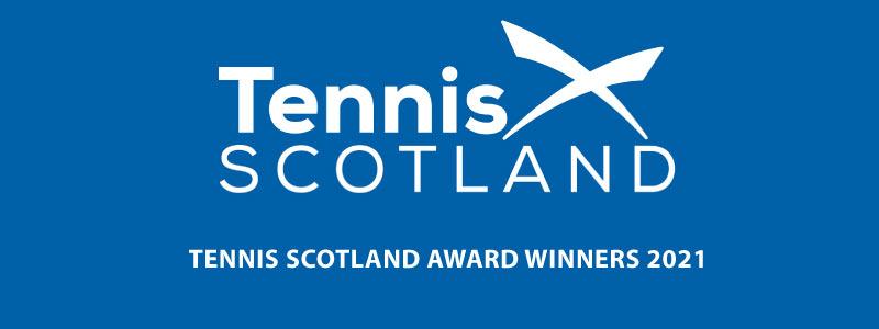 Tennis Scotland Awards Logo 2021