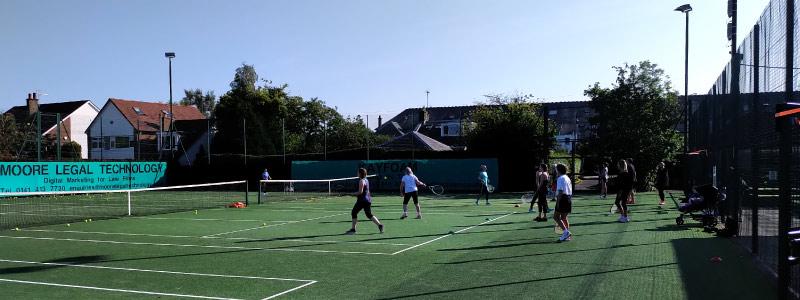 Giffnock Tennis Club