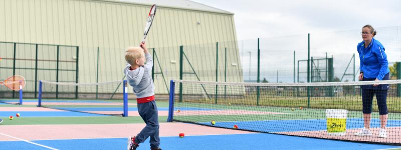 Prestwick Tennis Club