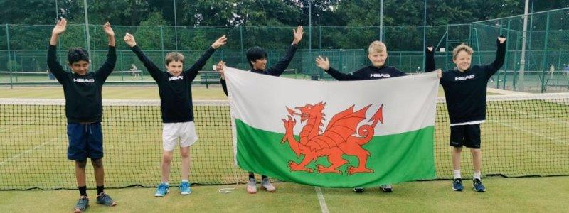 North Wales U11 Boys County