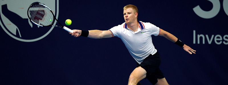 battle of the brits Kyle Edmund