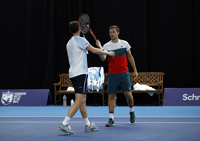 Murray & Skupski claim the title
