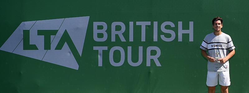 British Tour Norrie