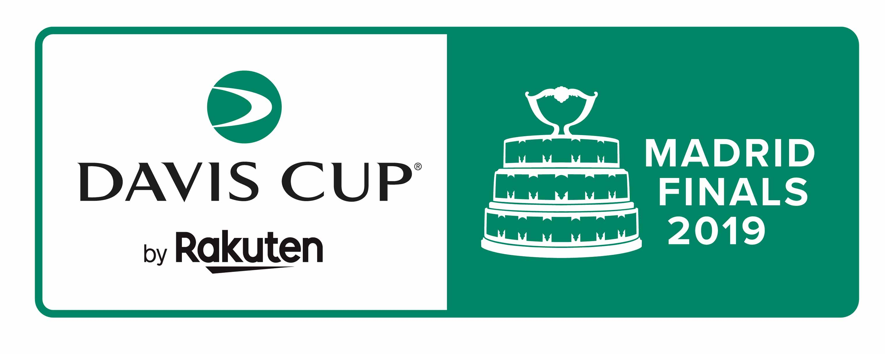 Davis Cup Madrid Finals logo