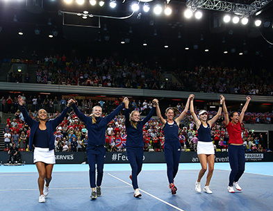Fed Cup Tickets