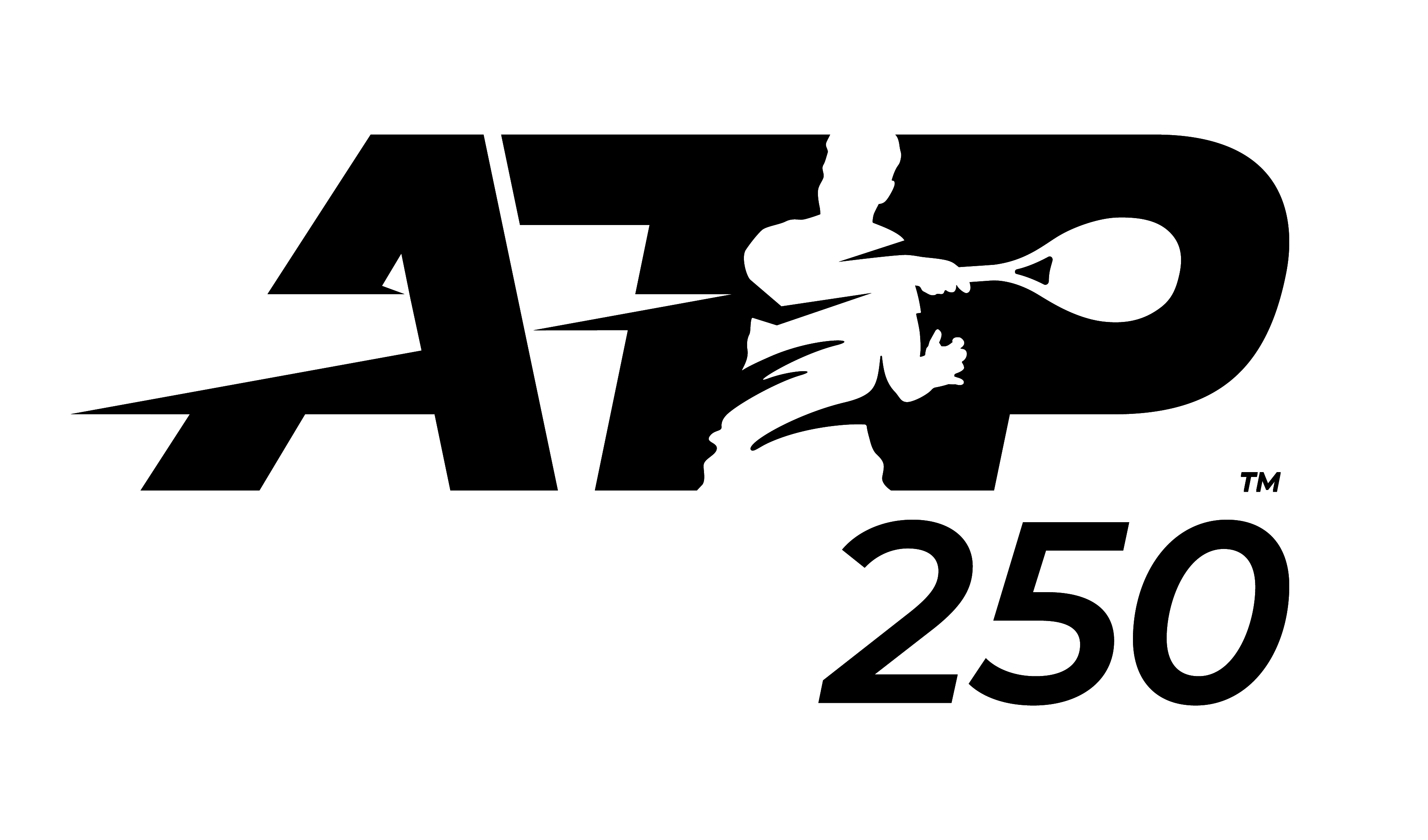 ATP 250 stacked logo