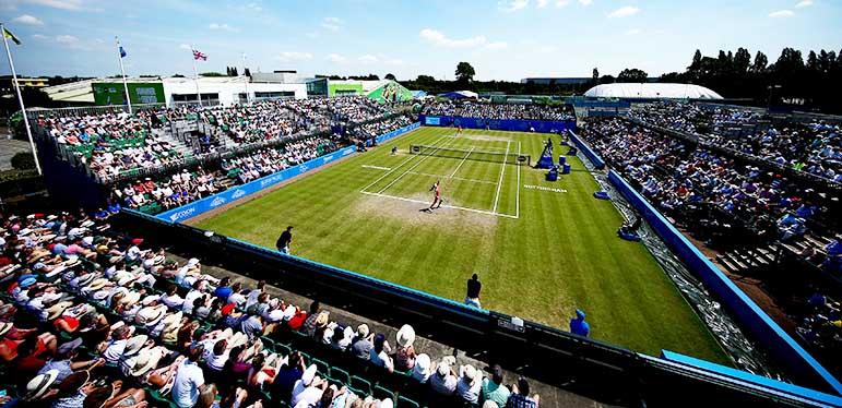 Nottingham Open Centre Court