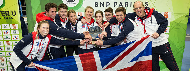 GB's 2017 Master'U title winning team