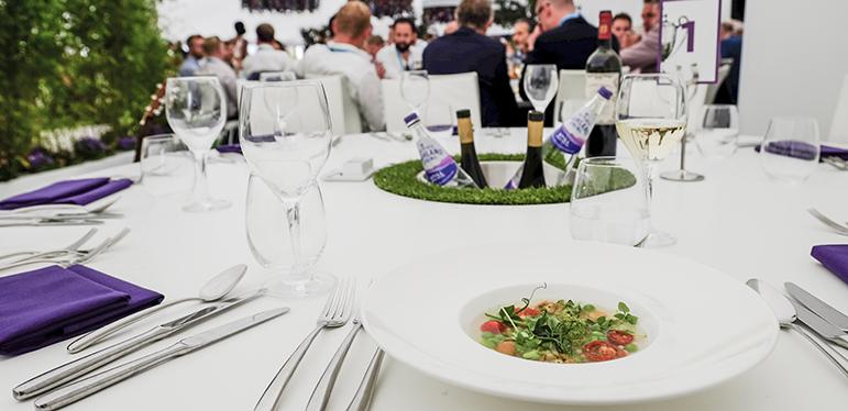2019 Fever Tree Championships Hospitality