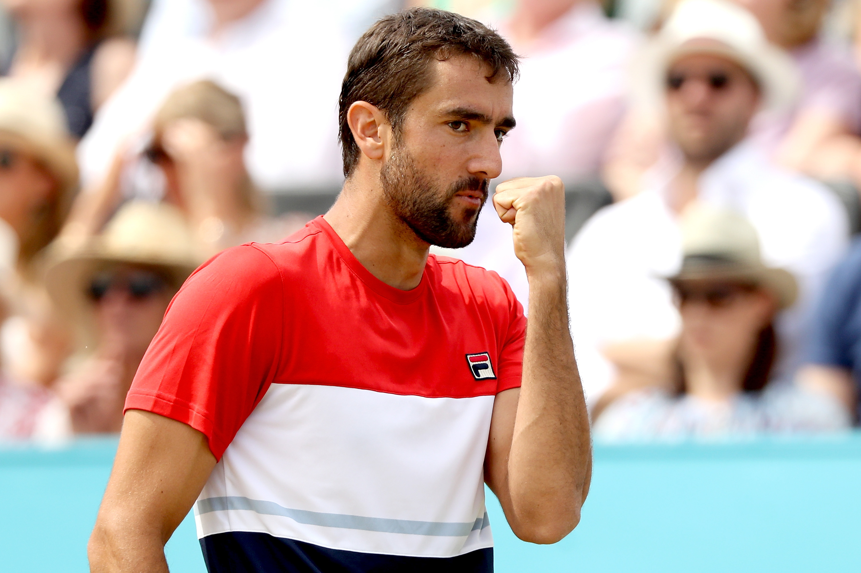 Marin Cilic secures a spot in the final after defeating Nick Kyrgios