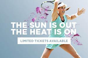 Johanna Konta set to compete across the British Tennis grass court tournaments.