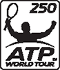 ATP 250 tournament logo