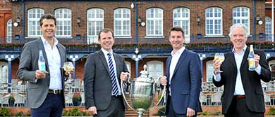 Fever-Tree Championships title-sponsor photocall at The Queen's Club, London