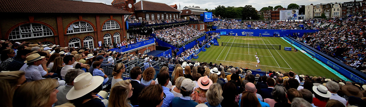The 2016 Aegon Championships at The Queen's Club