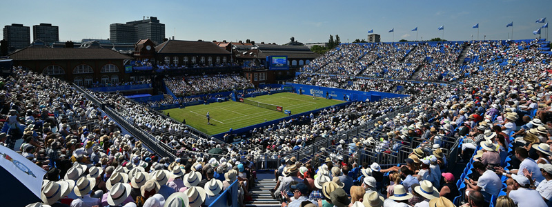 The Aegon Championships at The Queen's Club.
