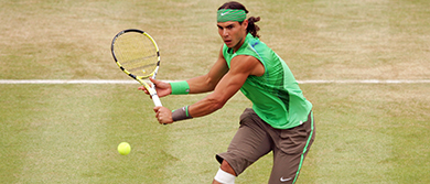 Nadal at The Queen's Club