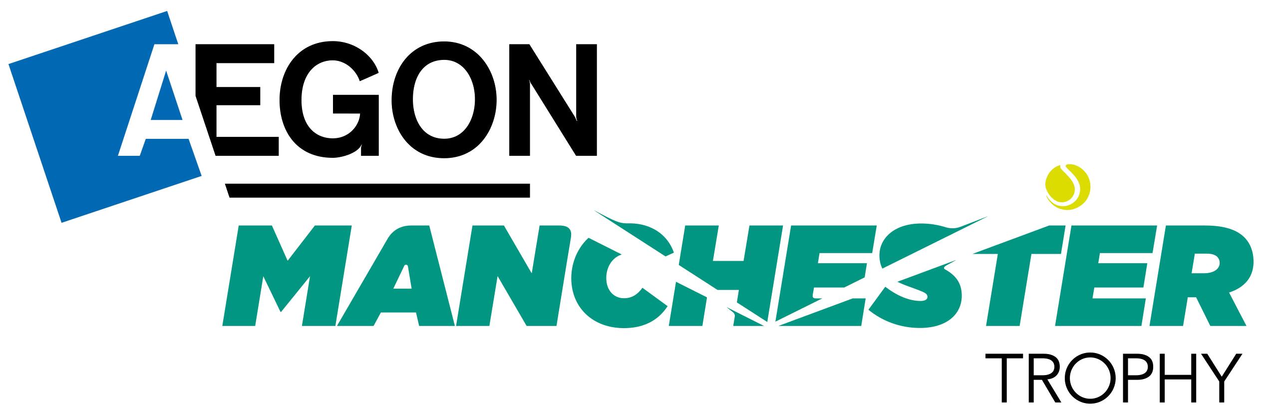 aegon manchester trophy logo