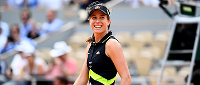 Johanna Konta in Paris