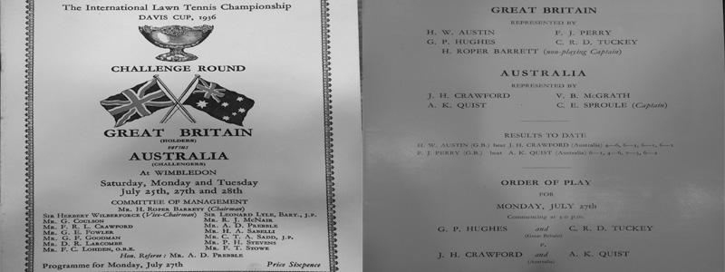 1936 programme