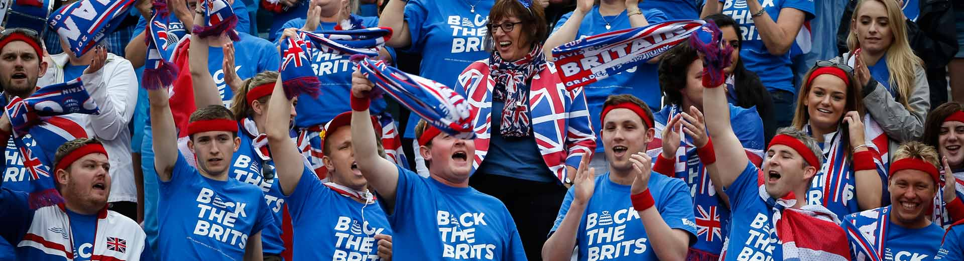 See GB v France in the Davis Cup - tickets on sale now!