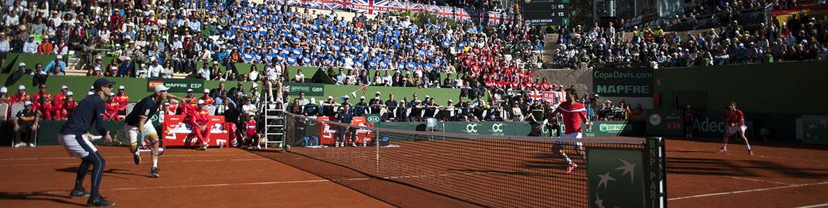 Jamie Murray and Dom Inglot competing again Spain in the Davis Cup