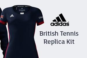 British Tennis shop