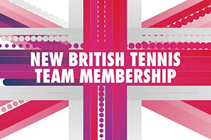 New British Tennis Membership