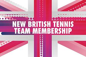 New British Tennis Membership