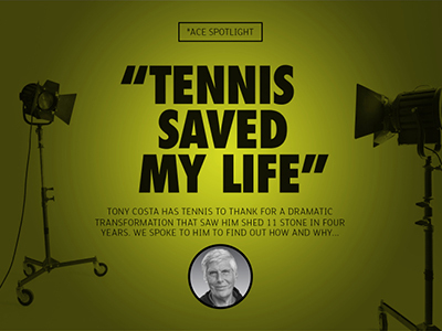 #ACE Magazine investigates how tennis saved one man's life