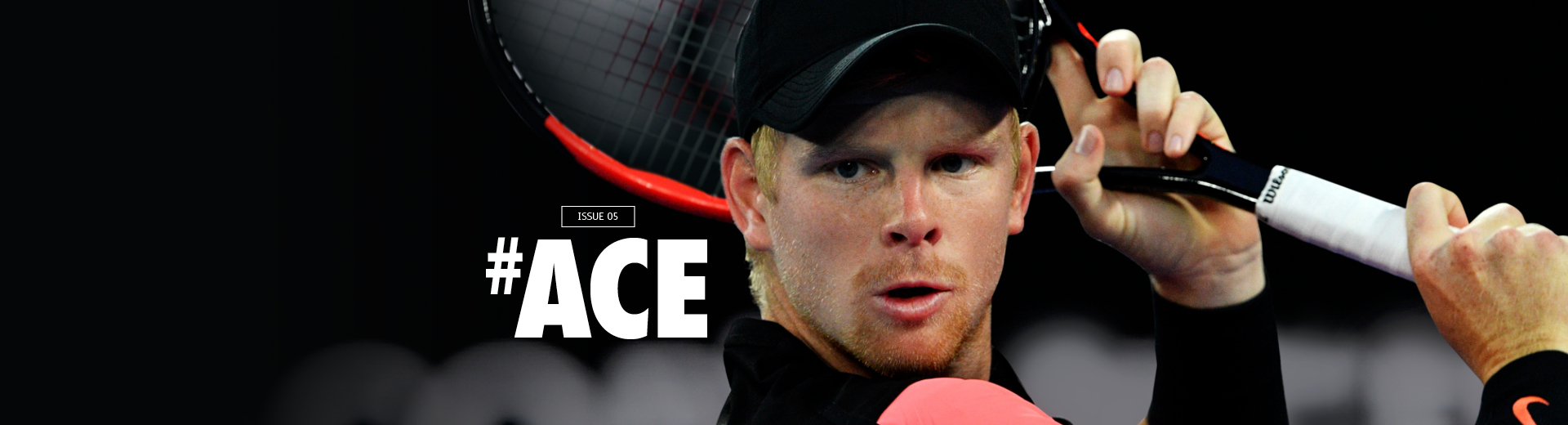 Life in the fast lane with Kyle Edmund