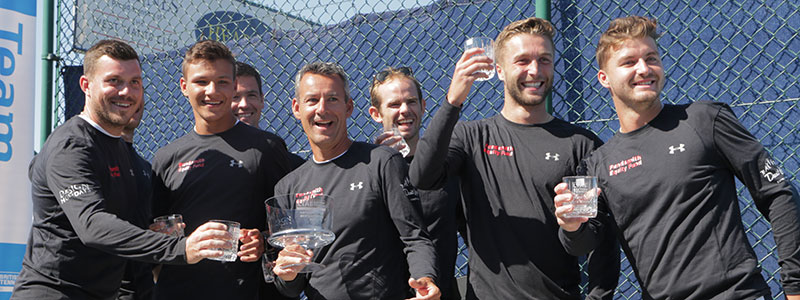 David Lloyd Raynes Park at Team Tennis National Open Finals 2018