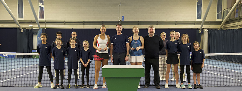 2019 British Tour Masters Women's Finalists