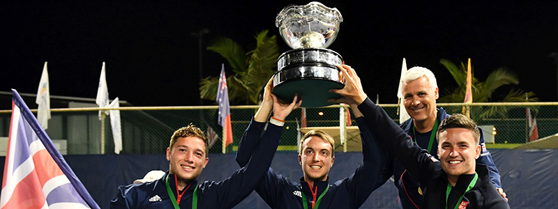80de87081 Great Britain s men claim wheelchair tennis World Team Cup title to ...