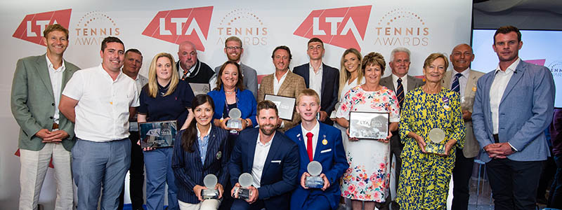 2019 LTA Awards winners
